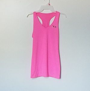 Fila Athletic Hot Pink Tank Top